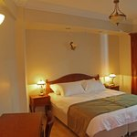 standart double or single room