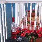  Balcon de notre chambre