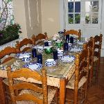 comedor - dining room