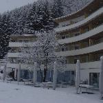 Hotel Therme Vals Foto