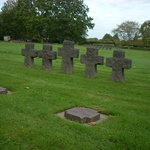 German Cemetery La Cambe