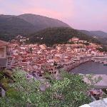 Parga evening