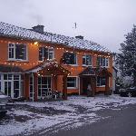Lydon's Lodge in Winter.