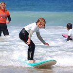 Children Surf Class - Baleal Surf Camp - Peniche, Portugal