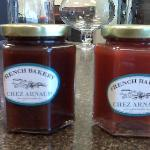  Strawberry and Fig jams
