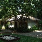 Our bungalow at Mooban Talay