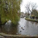 Bourton in November 2010