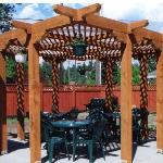 Outdoor Patio Area w/ BBQ Available for guests