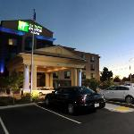 Holiday Inn Express Hotel & Suites Vancouver Portland North resmi