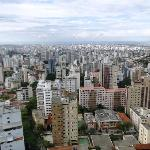  Vista do 22 andar.