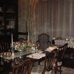 The charming breakfast room
