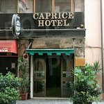 "Yes, it's actually ""Caprice Hotel"""