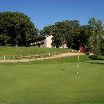 Golfing, hiking, canoeing, cross country skiing--at the Lodge Resort Hotel in Forest City, Iowa