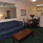  Spacious Suites