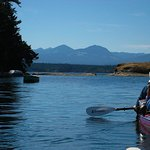 Paddling the Gulf Islands