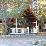  Storm Mountain Lodge Cabin