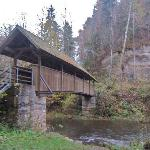 bridge near Wutachmühle