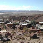 We stayed here to visit Calico Ghost Town