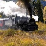Narrow Gauge Railroad Inn Foto