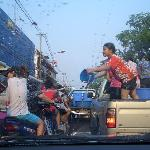 Songkran (The Water Festival)