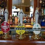 Our award winning Ales
