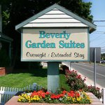 Welcome to Beverly Garden Suites