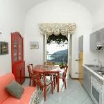Living room at Caravella in Amalfi - Lone Italy