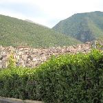 View of Scanno.