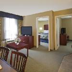 2 bedroom kitchenette suite
