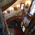 Reception Tower Staircase