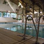  The Indoor, heated Swimming pool