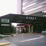 Laugh Riot at the Hyatt