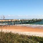 Only 3 miles from traffic free Flagler Beach!