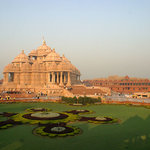 Swaminarayan Akshardham