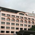 front view of nanutel hotel