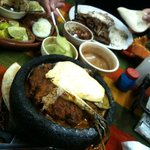 Molcajete Arrachera!