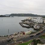  The view from Plymouth Hoe