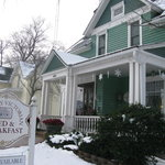 Country Victorian Bed and Breakfast resmi