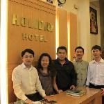 Holiday Gold Hotel resmi