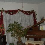  Parlor with Baby Grand Piano