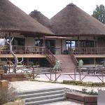  Therme: Bereich Afrika