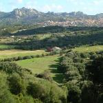 View from the Agritusimo towards Arzachena