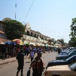 Banjul Market