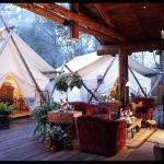 Fireside Lounge and Dining Tents