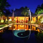 Every Villa has its own private swimming pool.