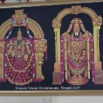 Tirupati Balaji & shree Padmavati Wallpaper