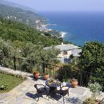 Accommodation with Panoramic View Pelion