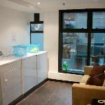Shama Central Serviced Apartment resmi