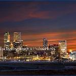 Just a great view of the Tulsa skyline looking south.