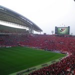 Saitama Stadium 2002